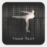 Cool Martial Arts Sticker