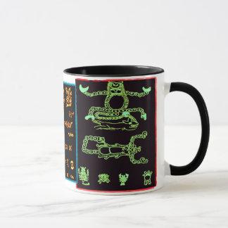 Cool Mayan Designs Mug