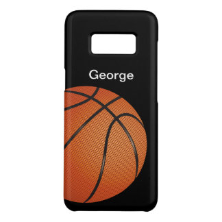 Cool Mens Basketball Theme Case-Mate Samsung Galaxy S8 Case