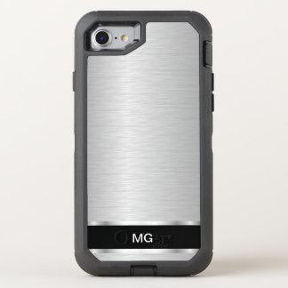 Cool Men's Monogram OtterBox Defender iPhone 8/7 Case