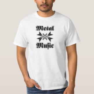 Cool Metal Music T-Shirt