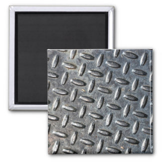Cool metal texture magnet