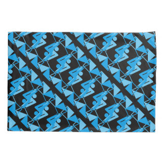 Cool Mirrored Geometric & Abstract Pattern Pillowcase