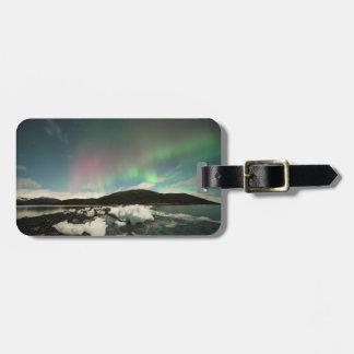 Cool Mix Aurora Luggage Tag