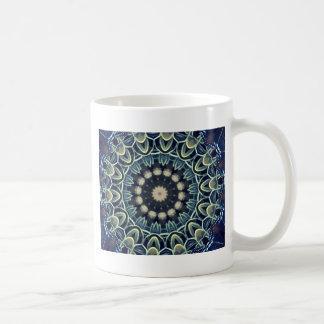 Cool Modern Artistic Lacey Mandala Coffee Mug
