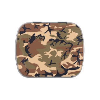 Cool Modern Camouflage Camo Design