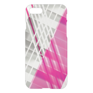 Cool Modern Diagonal Stripes iPhone 8/7 Case