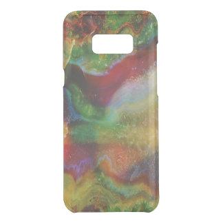 Cool Modern Earth Tones Agate Stone Uncommon Samsung Galaxy S8 Plus Case