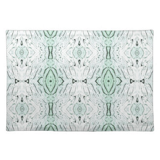 Cool Modern Light Airy Pattern Placemat
