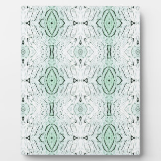 Cool Modern Light Airy Pattern Plaque