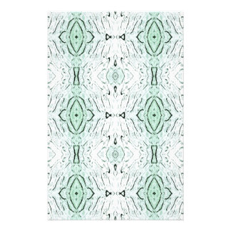 Cool Modern Light Airy Pattern Stationery