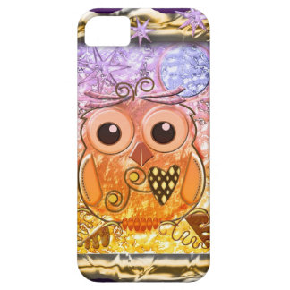 Cool modern Owl design Case For The iPhone 5