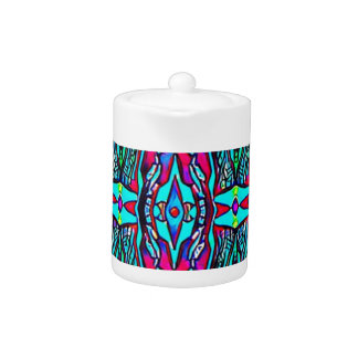 Cool Modern Vibrant colored Pattern