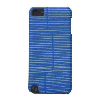Cool moderne unique bleu de minuit de motif de coque iPod touch 5G