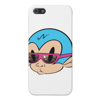 Cool Monkey iPhone 5 Covers