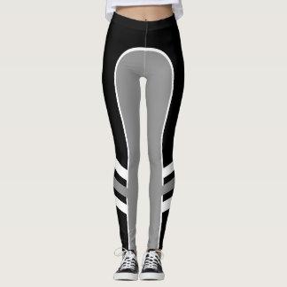 Cool Mono Side Band Leggings 2