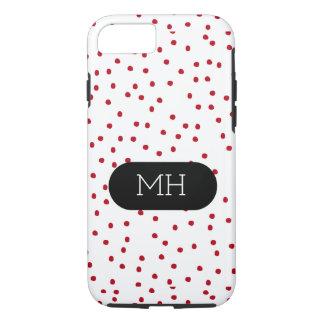 Cool Monogram Design iPhone 8/7 Case