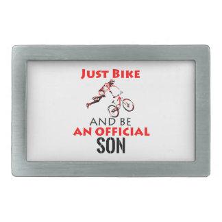 cool monthain bike  design belt buckle