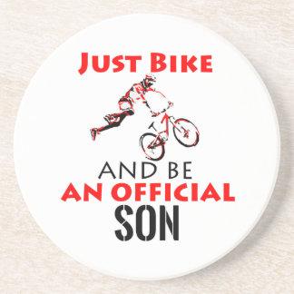 cool monthain bike  design coaster