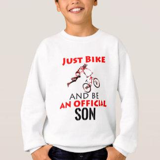cool monthain bike  design sweatshirt