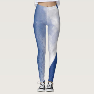 cool moon leggings