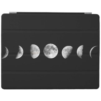 Cool Moon Phases iPad 2/3/4 Cover