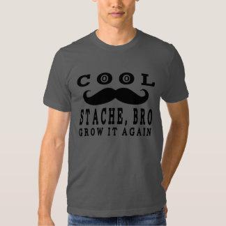 Cool Moustache Bro, Grow it Again! Shirt