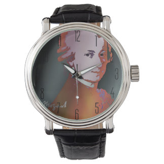 Cool Mozart Watch by Leslie Harlow