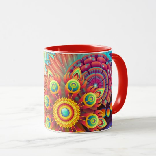 Cool Mug With Modern Design