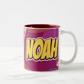 Cool mugs Noah and his gang