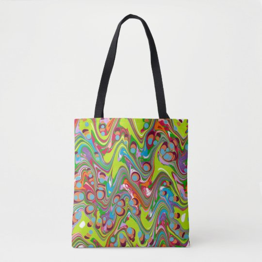 Cool Multi-Coloured Tote Bag