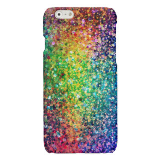 Cool Multicolor Retro Glitter & Sparkles Pattern 2