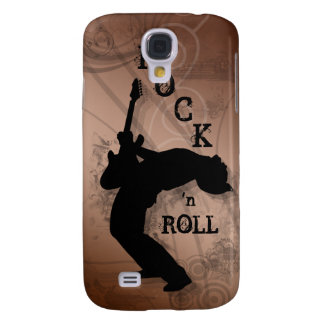 Cool Music Guitar Rock Grunge iPhone 3 Cover brown
