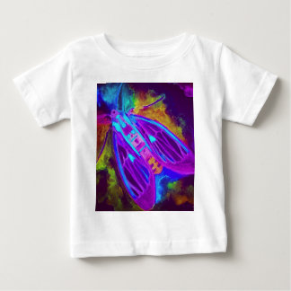 Cool Neon Insect/Bug Electric Painted Nature Baby T-Shirt