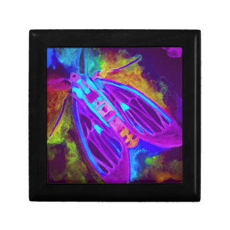 Cool Neon Insect/Bug Electric Painted Nature Gift Box