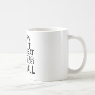 Cool Netball designs Coffee Mug