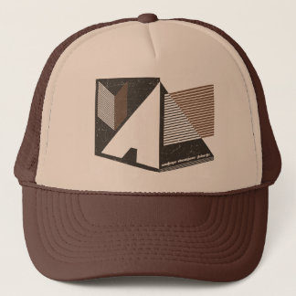 Cool New lines of  Pyramid Vintage Graphic Trucker Hat