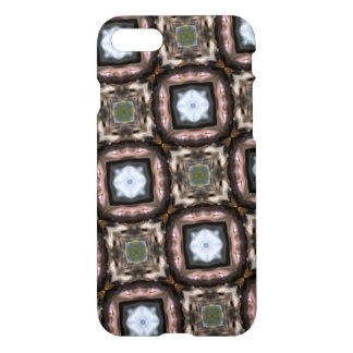 cool nice square multicolored pattern iPhone 7 case