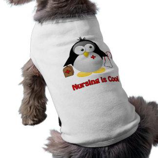 Cool Nurse Doggie T Shirt