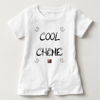 COOL OAK - Word games - François City Baby Romper