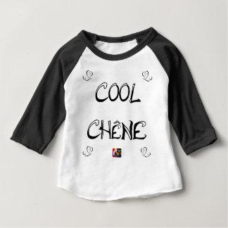 COOL OAK - Word games - François City Baby T-Shirt