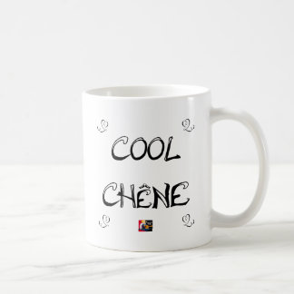COOL OAK - Word games - François City Coffee Mug