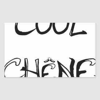 COOL OAK - Word games - François City Sticker