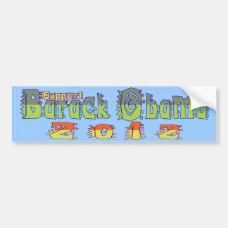 COOL OBAMA BUMPER STICKER
