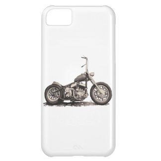 Cool Old Motorbike iPhone 5C Cases