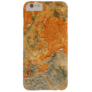 Cool Old Rusted Iron Metal Barely There iPhone 6 Plus Case