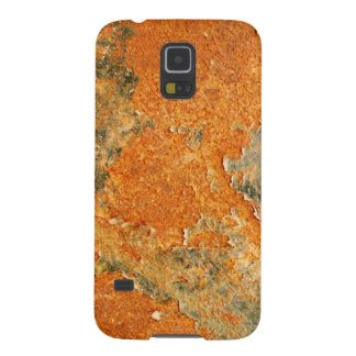 Cool Old Rusted Iron Metal Cases For Galaxy S5