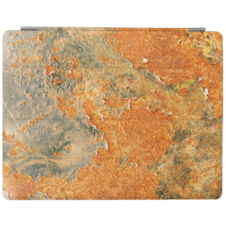 Cool Old Rusted Iron Metal iPad Cover