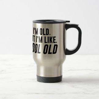 Cool Old Travel Mug
