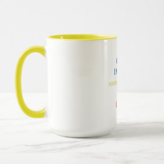 Cool on the Internet - Even Cooler IRL (Mug) Mug